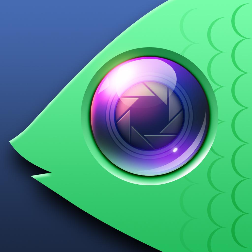00限免iphoneipad 功能齐全的鱼眼相机,含三种镜头及51种拍摄模式